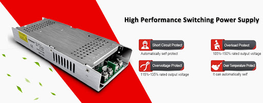 high performance switching power supply
